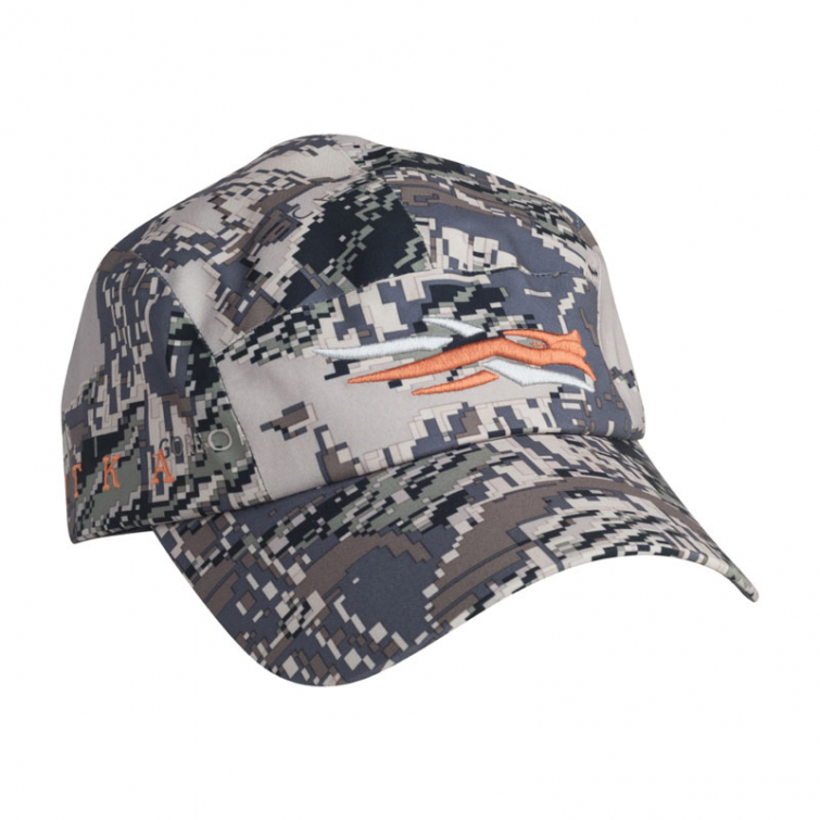 Бейсболка SITKA Stormfront GTX Cap цвет Optifade Open Country фото 1