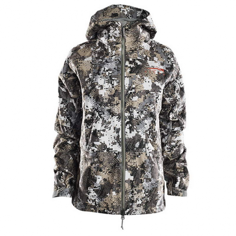 Куртка SITKA WS Downpour Jacket цвет Optifade Elevated II