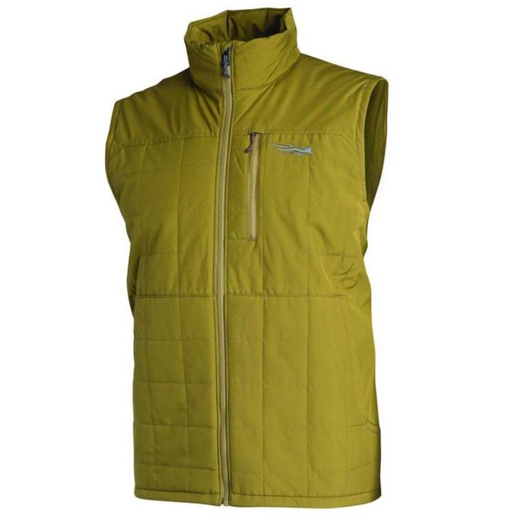 Жилет SITKA Grange Vest цвет Olive Brown фото 1