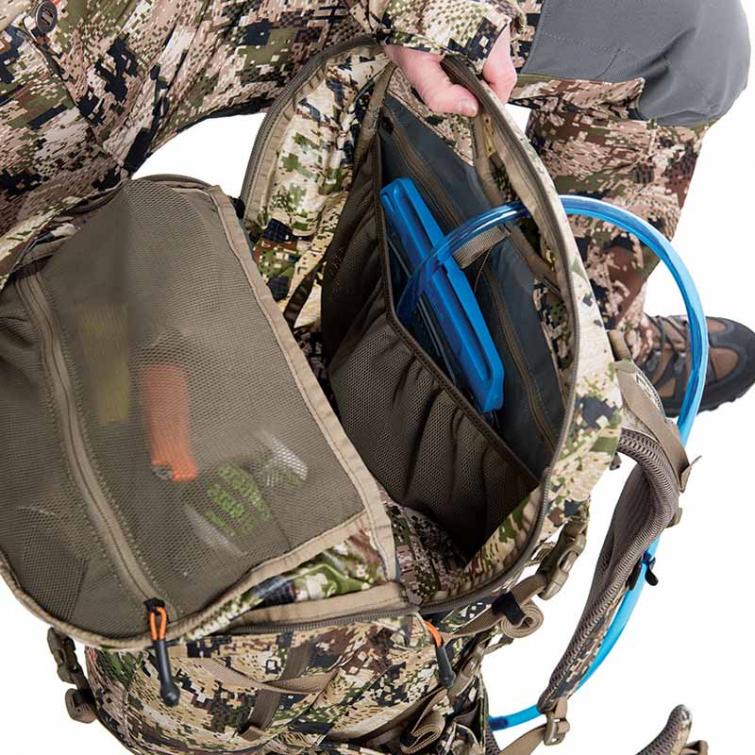 Рюкзак SITKA WS Mountain 2700 Pack цв. Optifade Subalpine р. one size фото 9