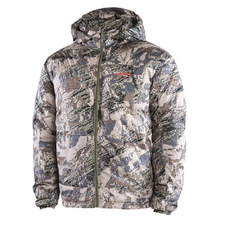 Куртка SITKA Kelvin Down WS Hoody цвет Optifade Open Country фото 1