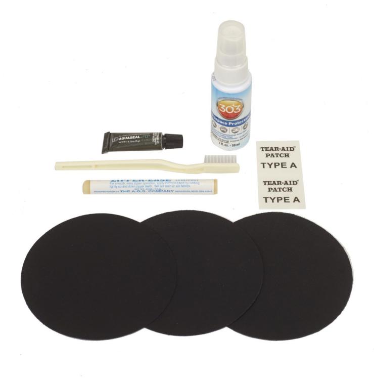 Ремкомплект WATERSHED Waterproof Bag Repair & Maintenance Kit цв. alpha green фото 1