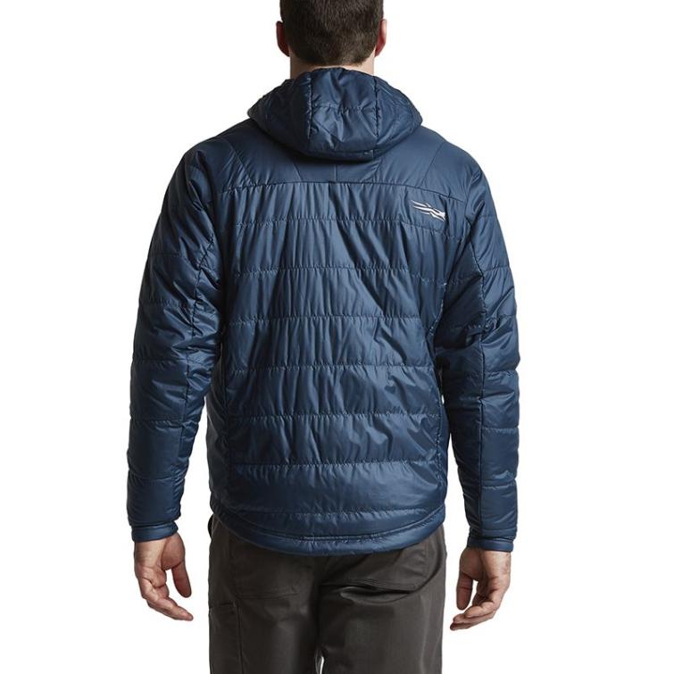 Куртка SITKA Kelvin AeroLite Jacket цвет Deep Water фото 8