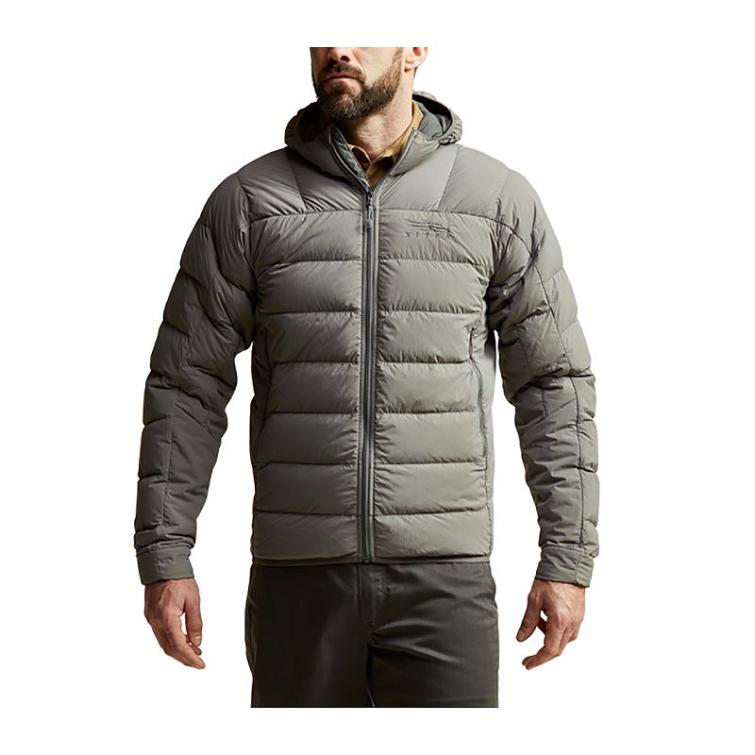 Куртка SITKA Kelvin Lite Down Jacket цвет Woodsmoke фото 7
