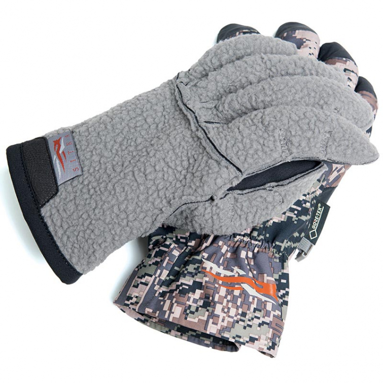 Перчатки SITKA Stormfront Gtx Glove цвет Optifade Open Country фото 2