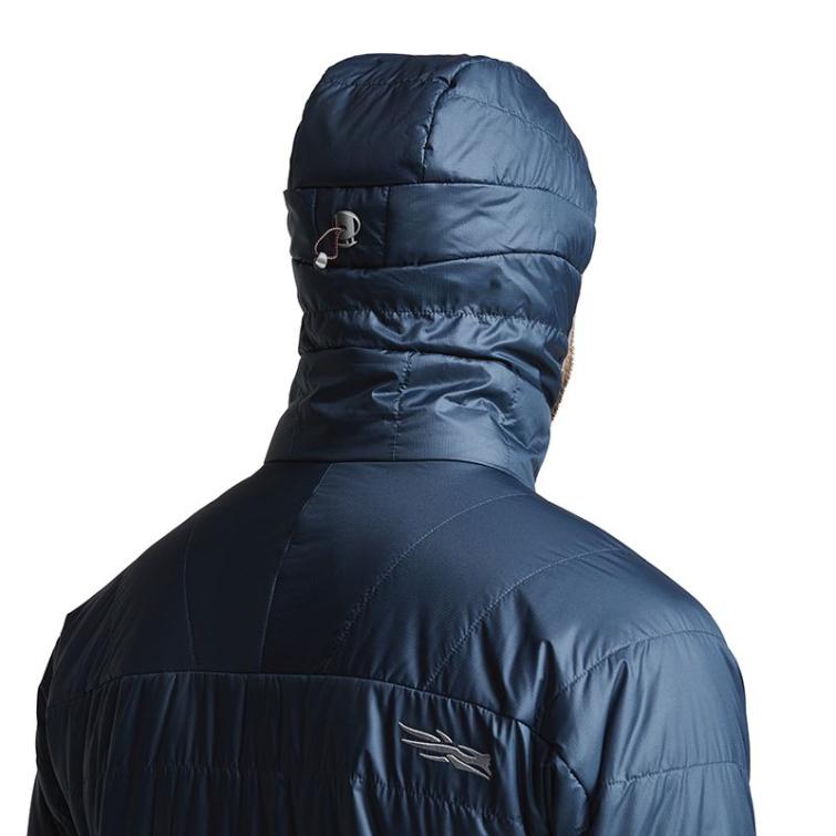 Куртка SITKA Kelvin AeroLite Jacket цвет Deep Water фото 4