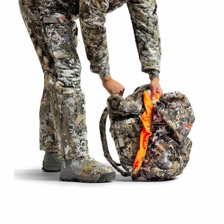 Накидка на рюкзак SITKA Reversible Pack Cover цв. Optifade Elevated II р. one size фото 2