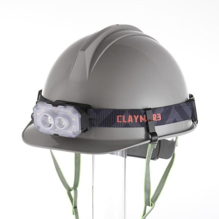 Фонарь налобный CLAYMORE Heady+ цв. Black фото 4