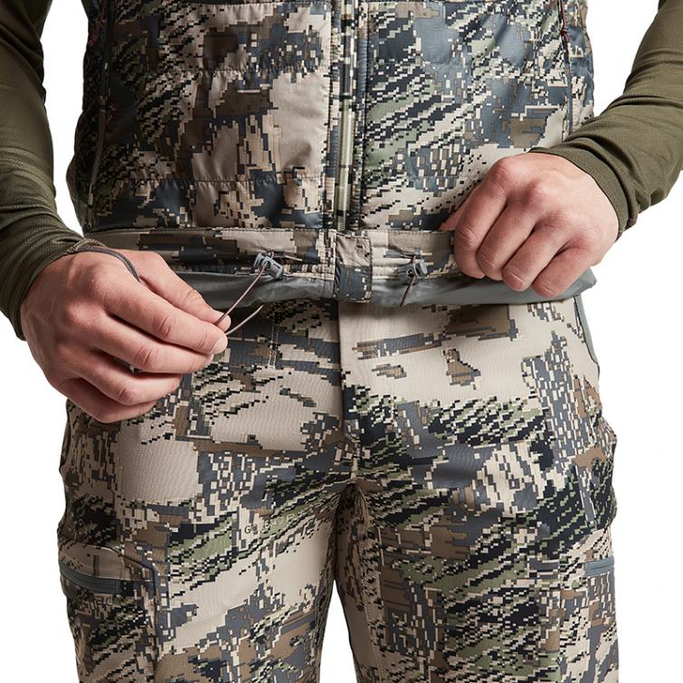 Жилет SITKA Kelvin AeroLite Vest цвет Optifade Open Country фото 4