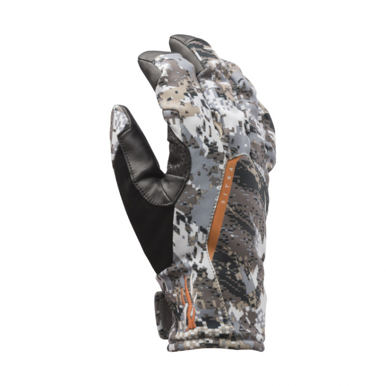 Перчатки SITKA Downpour GTX Glove цвет Optifade Elevated II фото 1