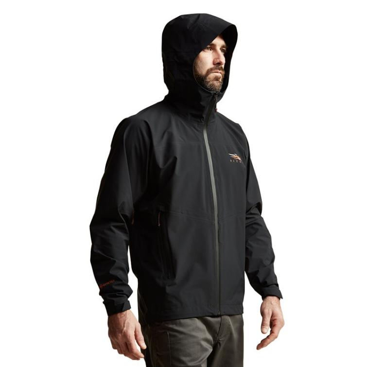 Куртка SITKA Dew Point Jacket New цвет Black фото 8