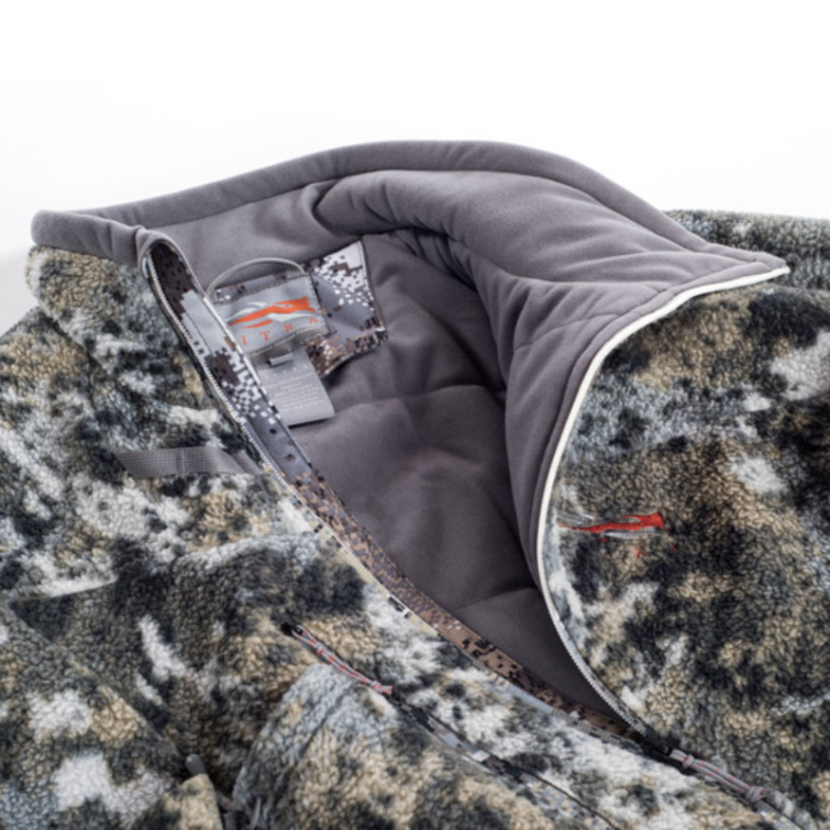 Куртка SITKA Fanatic Jacket цвет Optifade Elevated II фото 4