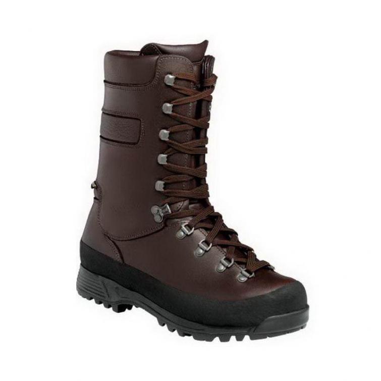 Ботинки охотничьи AKU Grizzly Top II GTX цвет Brown фото 1