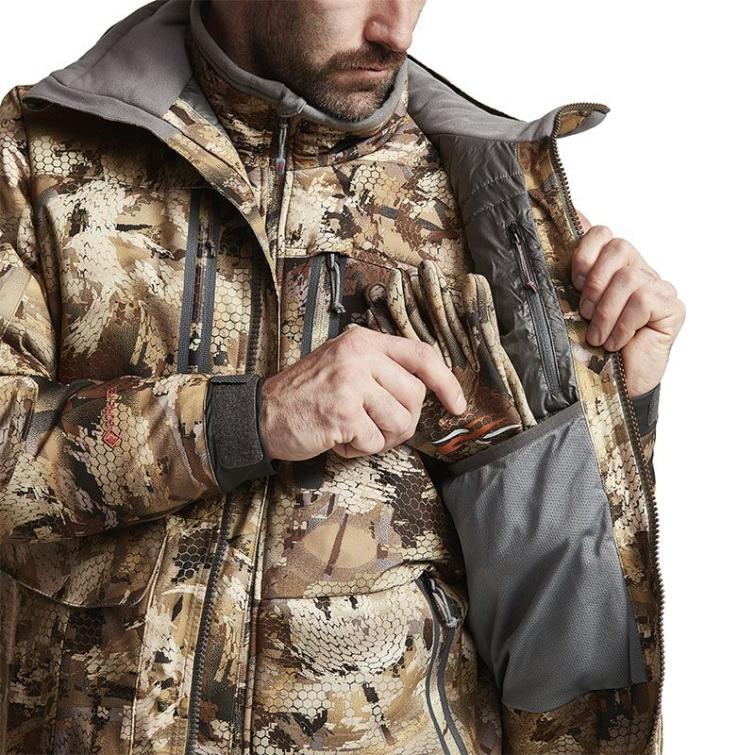 Куртка SITKA Boreal AeroLite Jacket цвет Optifade Marsh фото 2