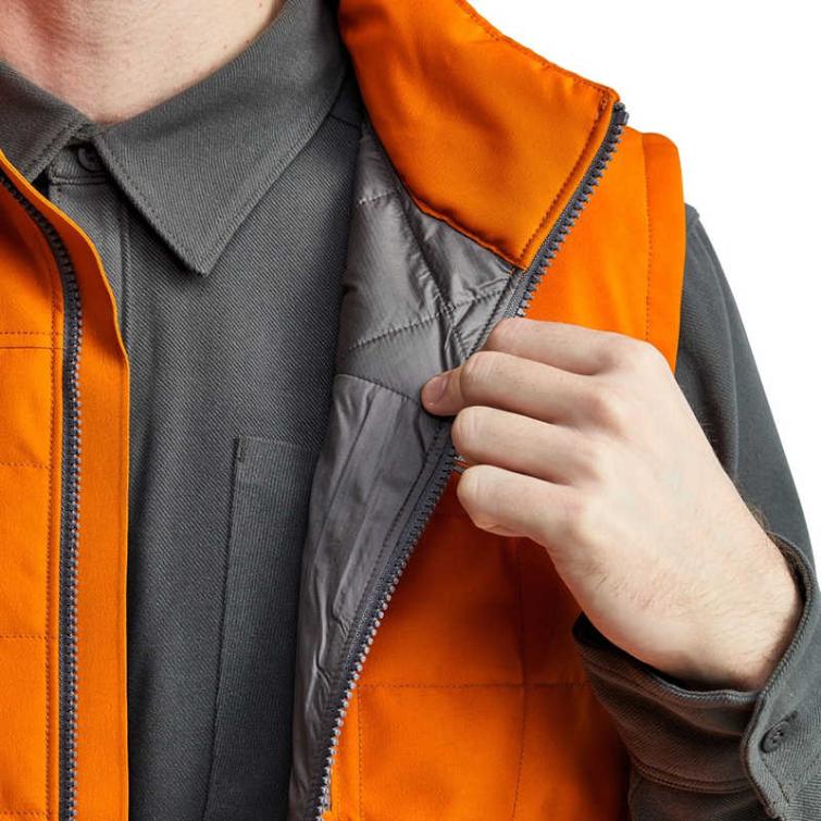 Жилет SITKA Grindstone Work Vest цвет Orange фото 4