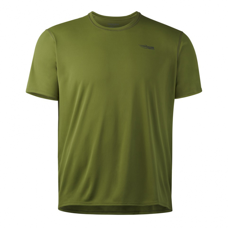Футболка SITKA Basin Work Shirt SS цвет Cedar фото 1