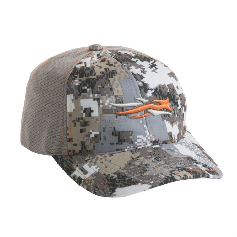 Бейсболка SITKA Stretch Fit Cap цвет Optifade Elevated II