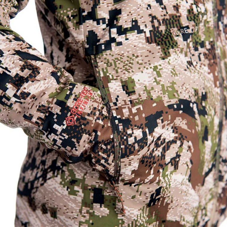 Куртка SITKA WS Mountain Jacket цвет Optifade Subalpine фото 5
