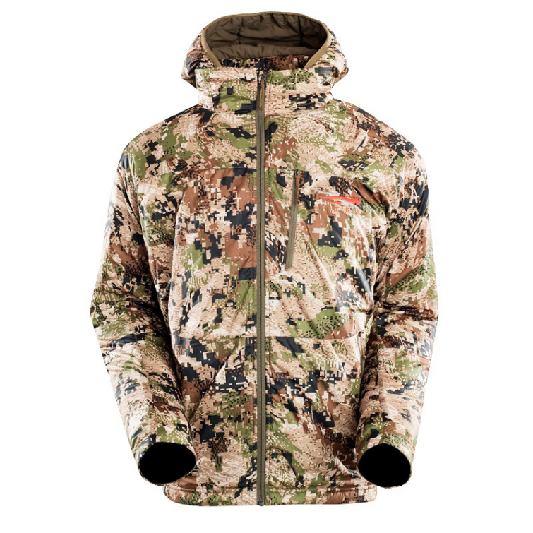 Куртка SITKA Kelvin Lite Hoody NEW цвет Optifade Subalpine фото 1