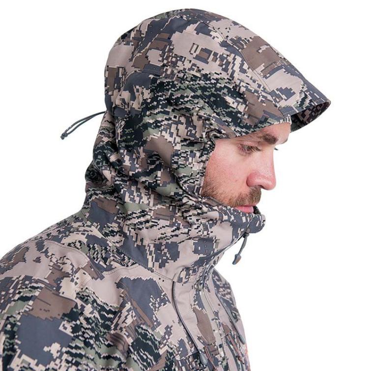 Куртка SITKA Stormfront Jacket New цвет Optifade Open Country фото 4