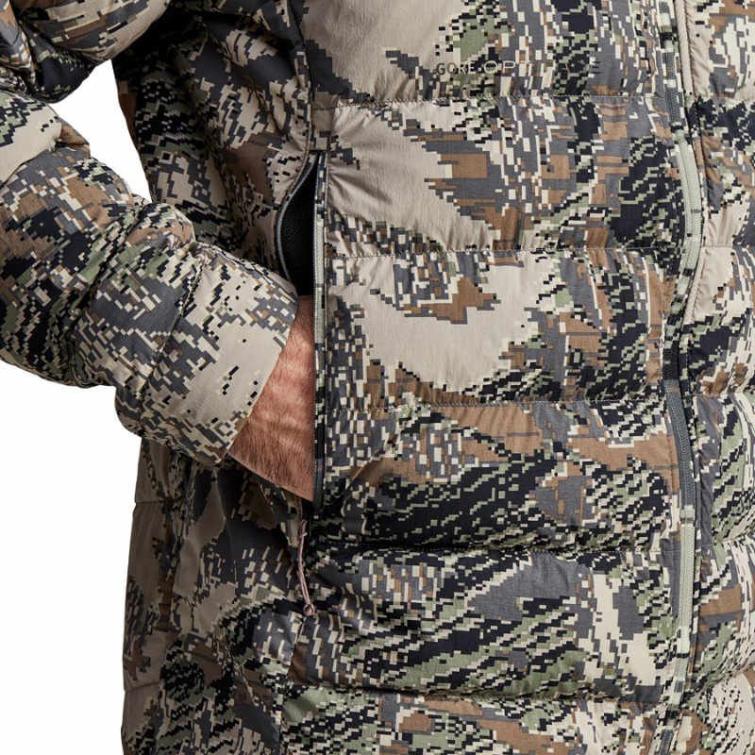 Куртка SITKA Kelvin Lite Down Jacket цвет Optifade Open Country фото 4