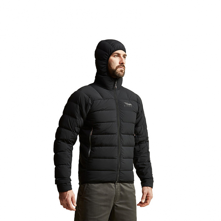 Куртка SITKA Kelvin Lite Down Jacket цвет Black фото 3