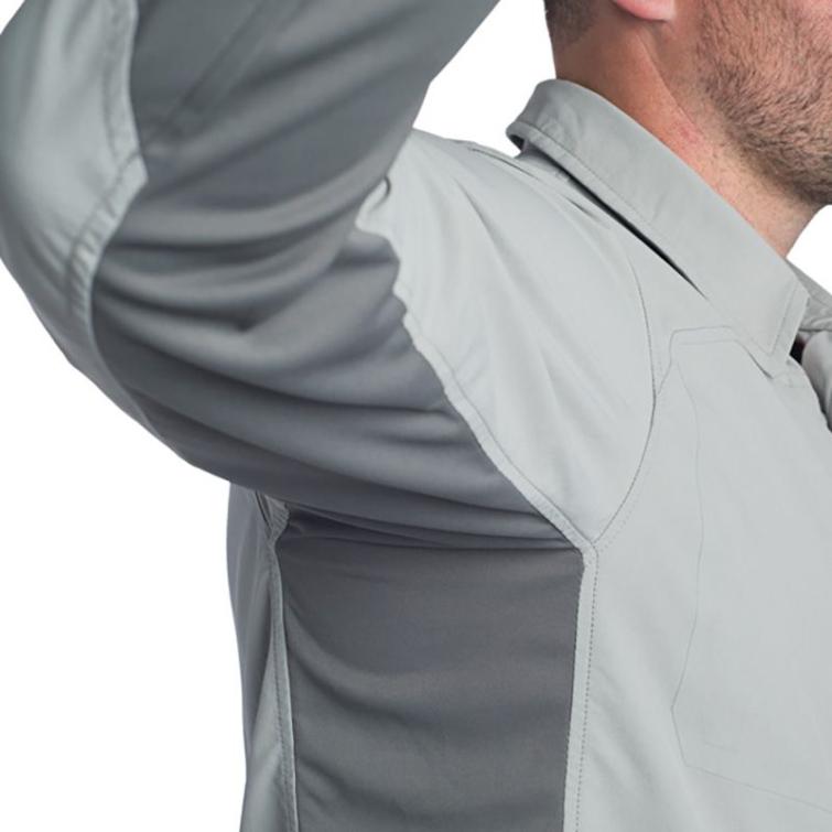 Рубашка SITKA Scouting Shirt цвет Granite фото 3