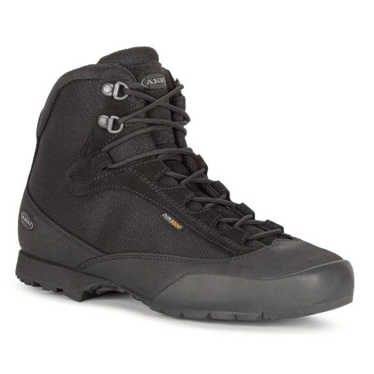 Ботинки охотничьи AKU NS 564 Spider II цвет Black фото 1