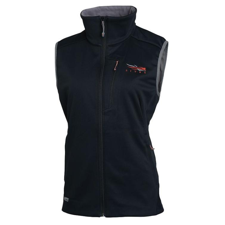 Жилет SITKA WS Jetstream Vest цвет Black фото 1
