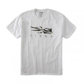 Футболка SITKA Core Tee SS цвет White / Elevated II