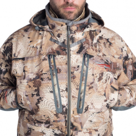 Куртка SITKA Hudson Jacket цвет Optifade Marsh превью 2