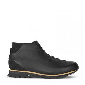 Ботинки треккинговые AKU Minima цвет Black превью 5