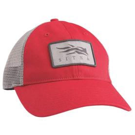 Бейсболка SITKA Youth Meshback Trucker Cap цвет Fire