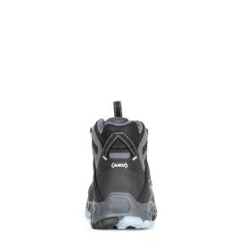 Ботинки треккинговые AKU WS Selvatica Mid GTX цвет Black / Light Blue превью 4