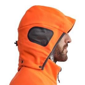 Куртка SITKA Stratus Jacket New цвет Blaze Orange превью 2