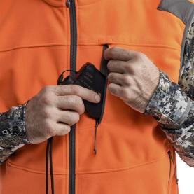 Жилет SITKA Stratus Vest New цвет Blaze Orange превью 5