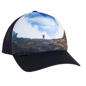 Бейсболка SITKA Landscape Trucker BG цвет Black