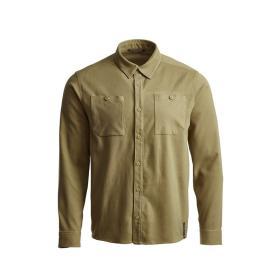 Рубашка SITKA Riser Work Shirt цвет Clay