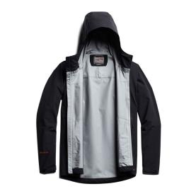 Куртка SITKA Dew Point Jacket New цвет Black превью 6