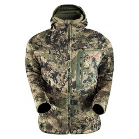Толстовка SITKA Traverse C Weather Hoody цвет Optifade Ground Forest