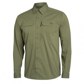 Рубашка SITKA Globetrotter Shirt LS цвет Forest