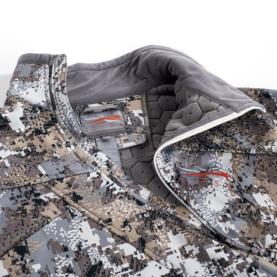 Куртка SITKA Fanatic Lite Jacket цвет Optifade Elevated II превью 4
