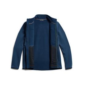 Джемпер SITKA Dry Creek Fleece Jacket цвет Deep Water превью 6