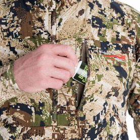 Толстовка SITKA Kelvin Active Hoody цвет Optifade Subalpine превью 8