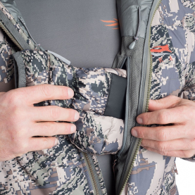 Куртка SITKA Kelvin Down WS Hoody цвет Optifade Open Country превью 3