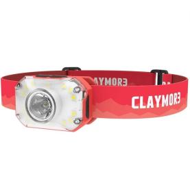 Фонарь налобный CLAYMORE Heady2 цв. Red