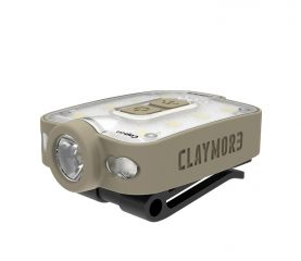 Фонарь налобный CLAYMORE Capon 40B цв. Tan превью 3