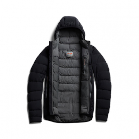 Куртка SITKA Kelvin Lite Down Jacket цвет Black превью 8