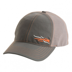Бейсболка SITKA Stretch Fit Cap цвет Lead