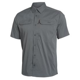 Рубашка SITKA Globetrotter Shirt SS цвет Shadow превью 1